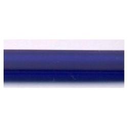 Rijgsnoer kunststof 4mm donker blauw meter