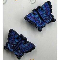 Knoop vlinder 20mm per 2