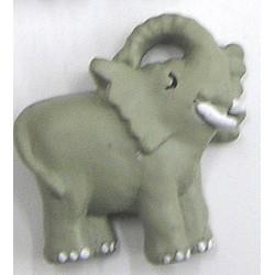 Knoop olifant 25mm per 2