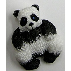 Knoop panda 27mm per 2