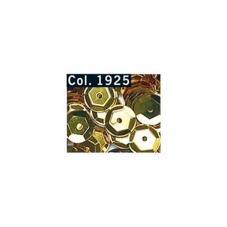 Gutermann pailletten 6mm cup goudkl. 9 gr