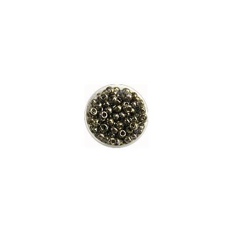 Guterman rocailles 9/0 bronsmetallic 12 gr