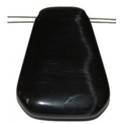 Katoog hanger 18x40mm zwart per stuk