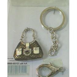 Sleutelhanger Special Edition Missy Handbag anthraciet