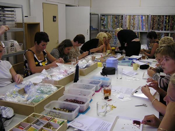 Workshops Kralenpost